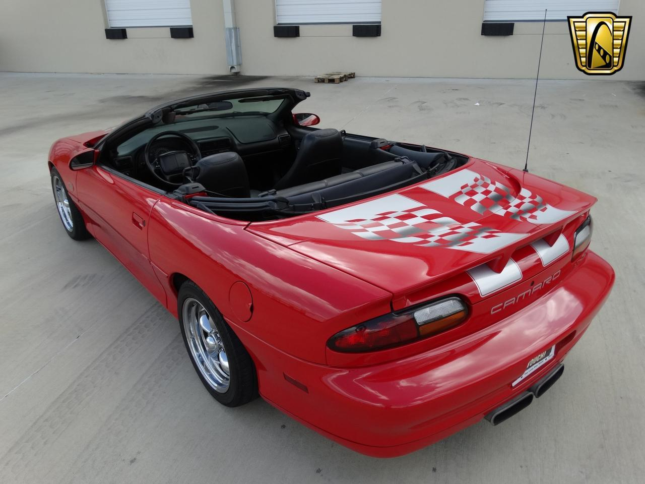 Large Picture of 2002 Chevrolet Camaro located in Houston Texas Offered by Gateway Classic Cars - Houston - KEFD