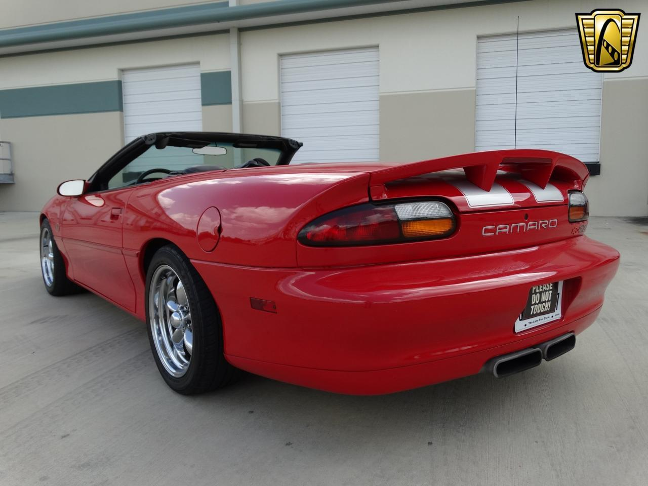 Large Picture of 2002 Camaro - $15,595.00 Offered by Gateway Classic Cars - Houston - KEFD