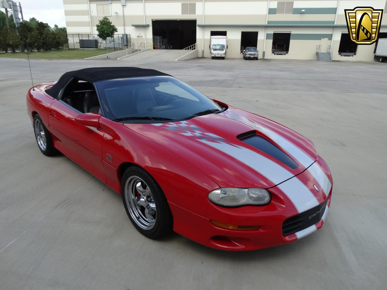 Large Picture of '02 Chevrolet Camaro located in Texas - $15,595.00 Offered by Gateway Classic Cars - Houston - KEFD