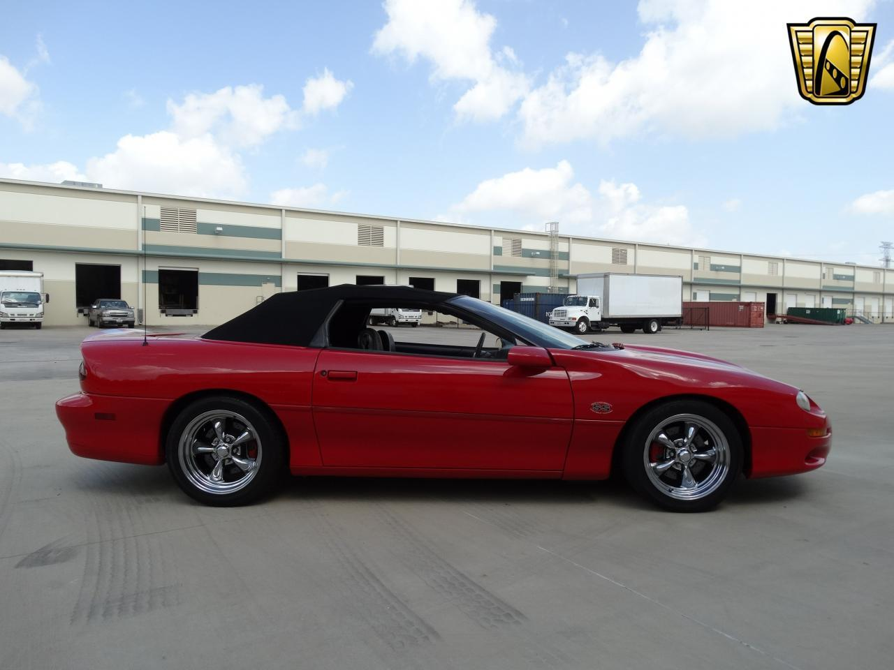 Large Picture of '02 Camaro - $15,595.00 Offered by Gateway Classic Cars - Houston - KEFD