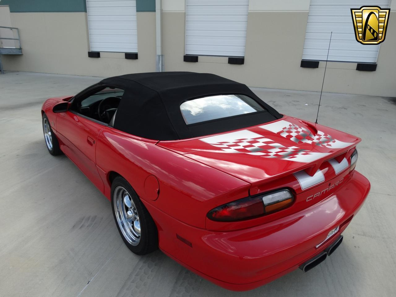 Large Picture of 2002 Camaro located in Houston Texas - KEFD