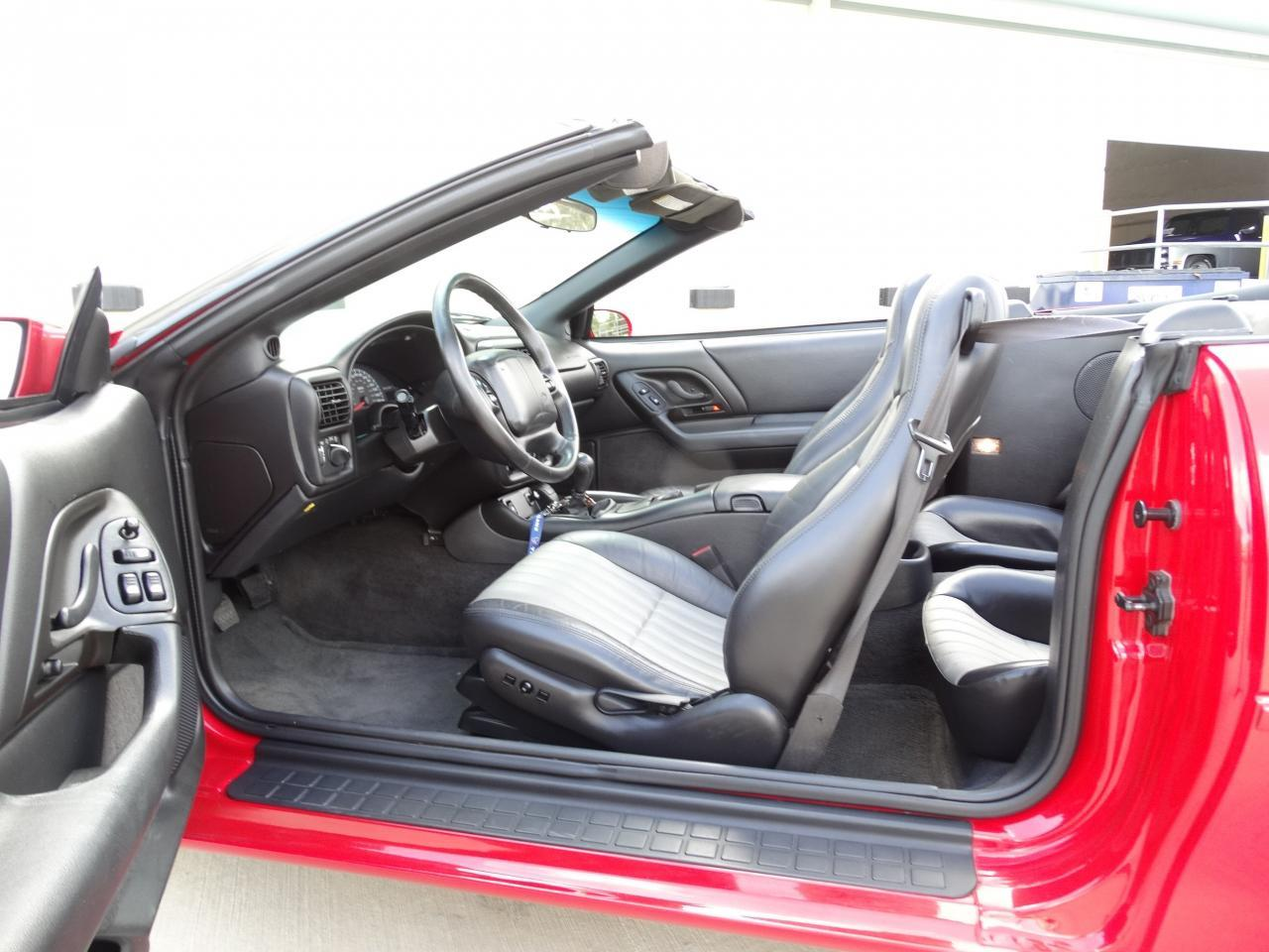 Large Picture of '02 Camaro Offered by Gateway Classic Cars - Houston - KEFD