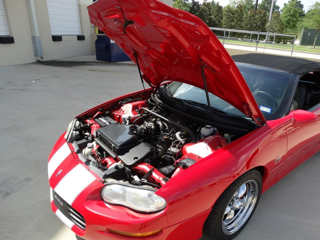 Large Picture of 2002 Camaro located in Texas - $15,595.00 Offered by Gateway Classic Cars - Houston - KEFD