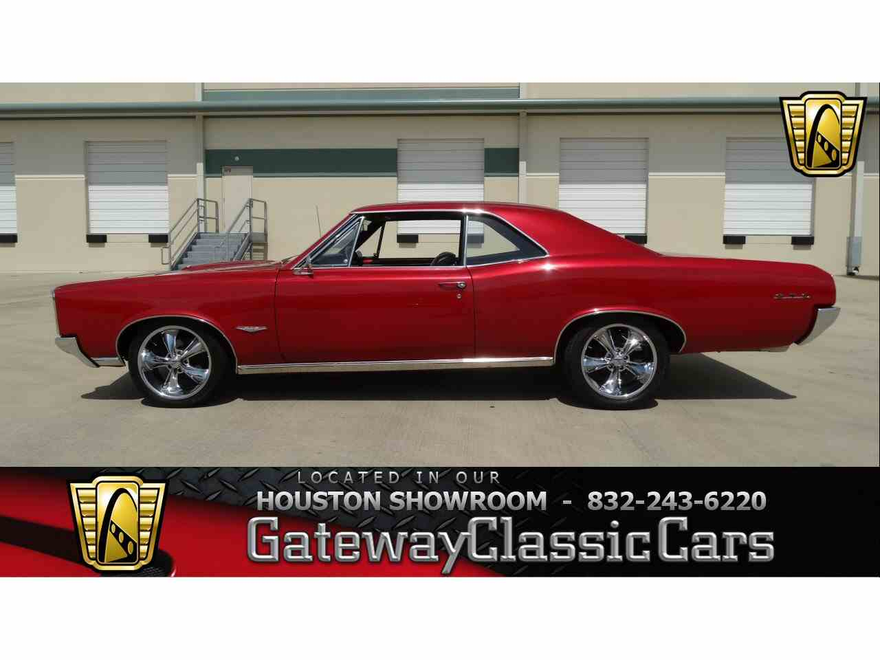 Large Picture of '66 GTO - KEFE
