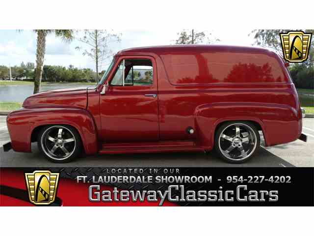 Picture of '55 Panel Truck - KEFI