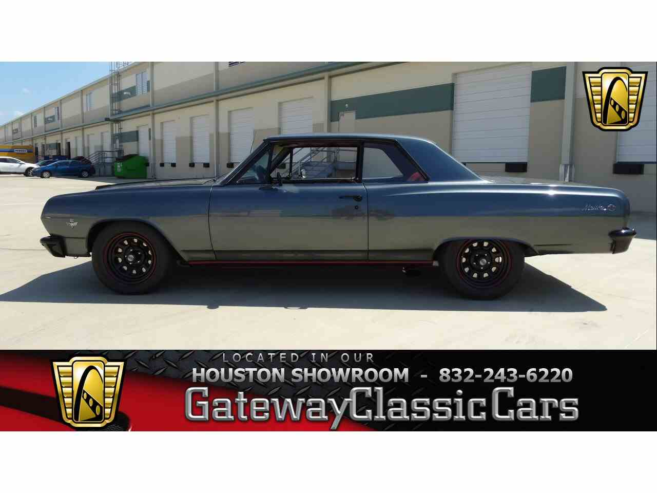 Large Picture of Classic '65 Chevrolet Malibu located in Houston Texas Offered by Gateway Classic Cars - Houston - KEGG
