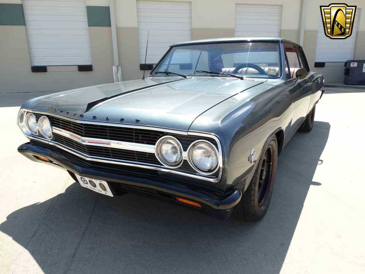 Large Picture of Classic 1965 Chevrolet Malibu Offered by Gateway Classic Cars - Houston - KEGG