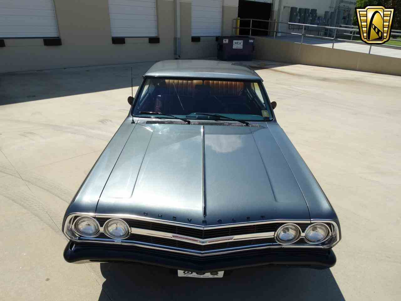 Large Picture of '65 Malibu - $37,995.00 Offered by Gateway Classic Cars - Houston - KEGG
