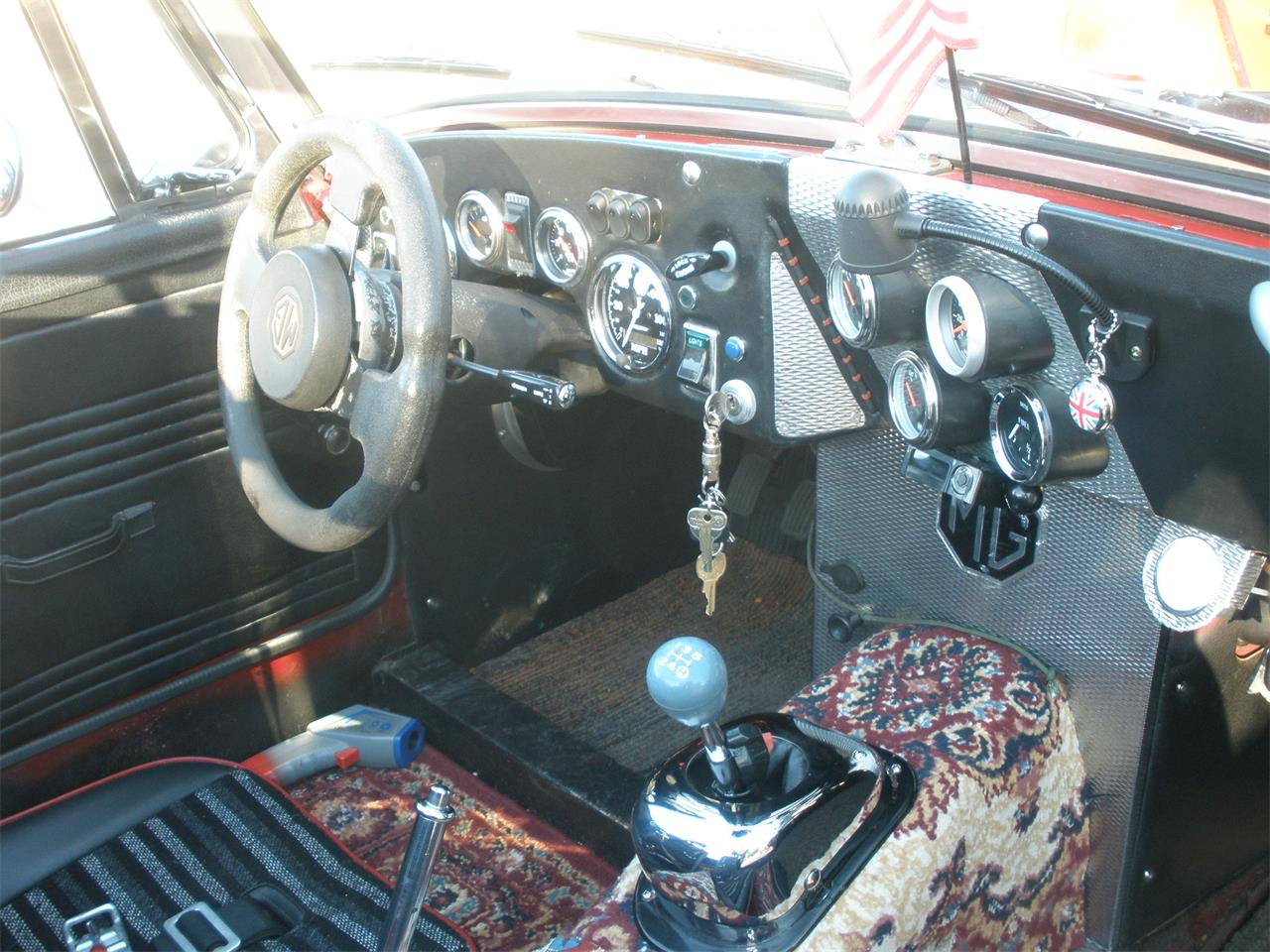 Large Picture of 1974 Midget Offered by a Private Seller - KEGM