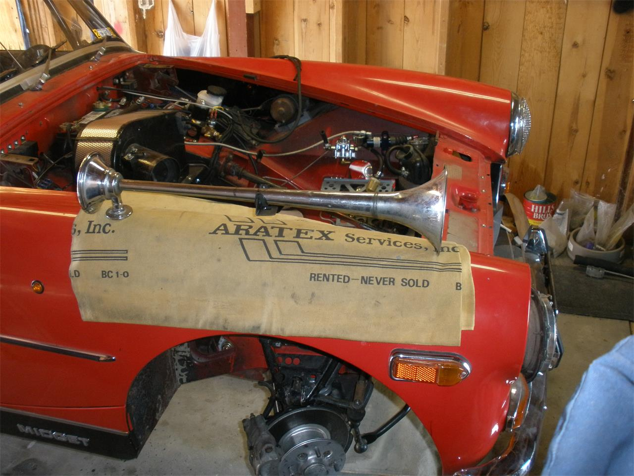 Large Picture of 1974 MG Midget - $10,000.00 Offered by a Private Seller - KEGM