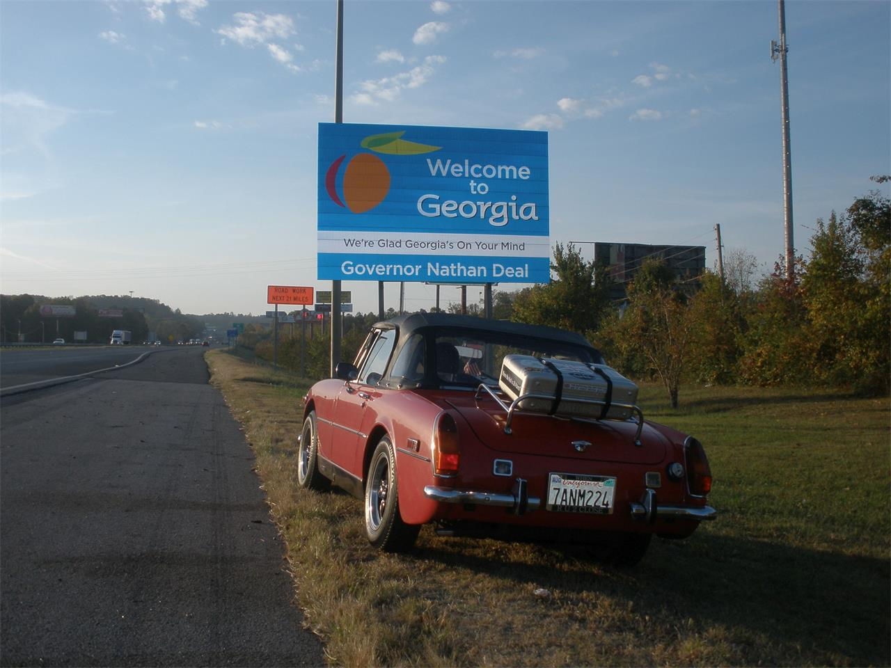 Large Picture of '74 MG Midget - $10,000.00 - KEGM