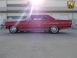 Picture of Classic '66 Chevrolet Nova located in Houston Texas Offered by Gateway Classic Cars - Houston - KEGQ