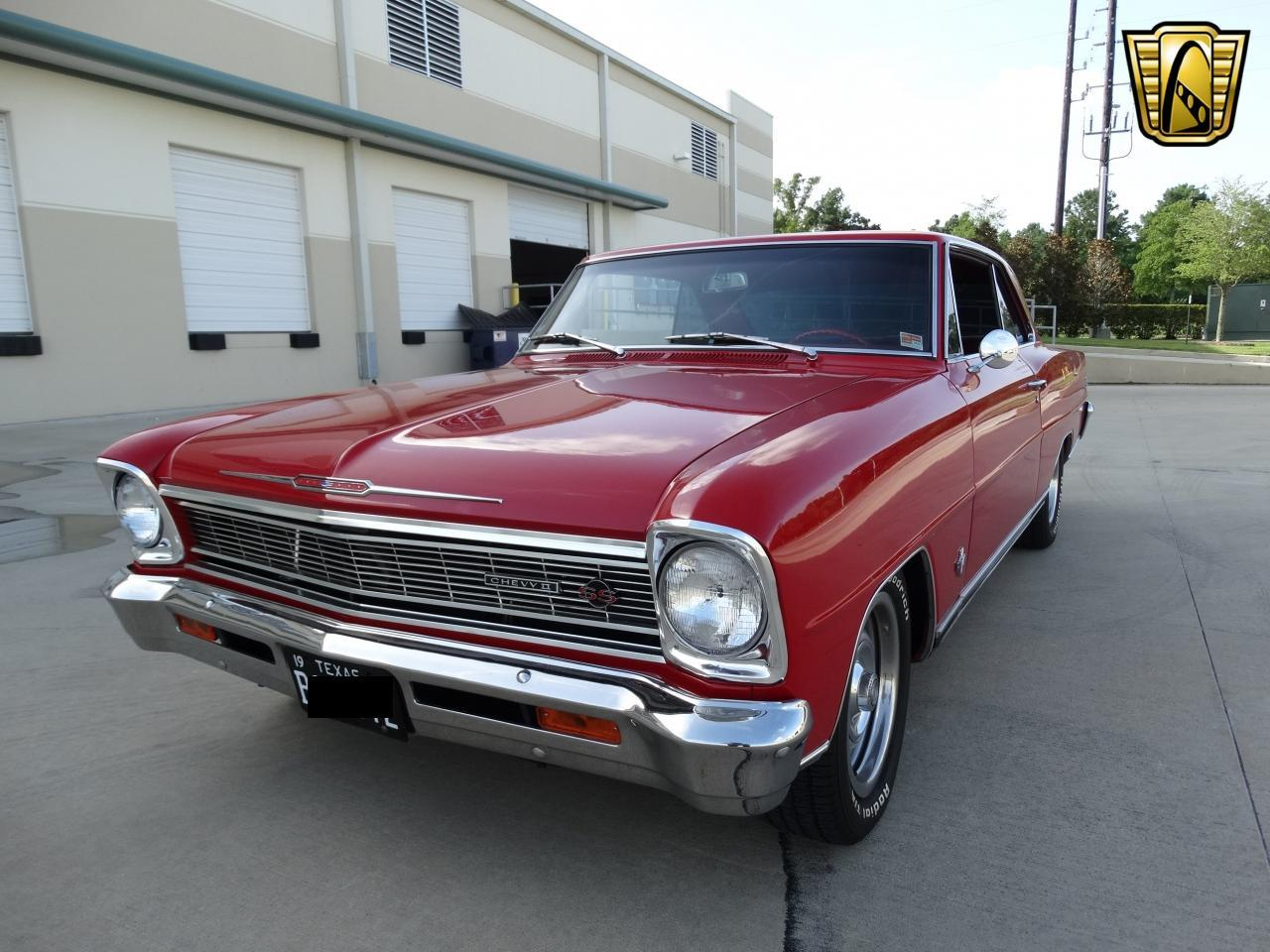 Large Picture of Classic '66 Chevrolet Nova Offered by Gateway Classic Cars - Houston - KEGQ