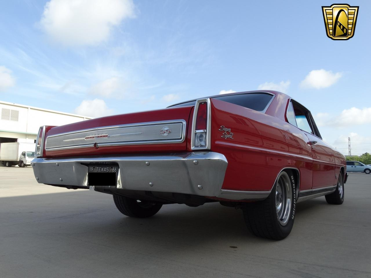 Large Picture of Classic '66 Chevrolet Nova located in Houston Texas Offered by Gateway Classic Cars - Houston - KEGQ