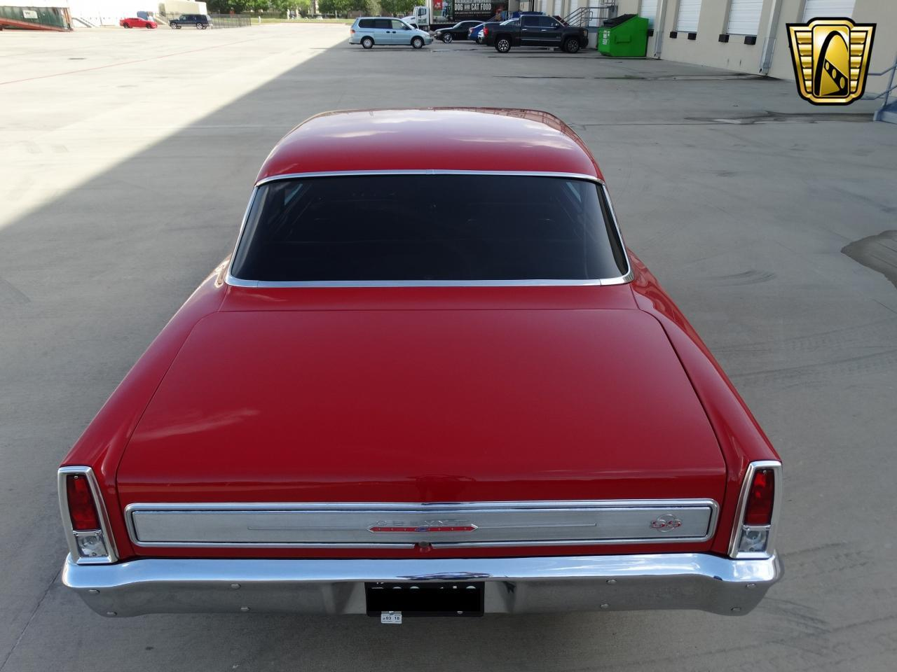 Large Picture of '66 Chevrolet Nova Offered by Gateway Classic Cars - Houston - KEGQ
