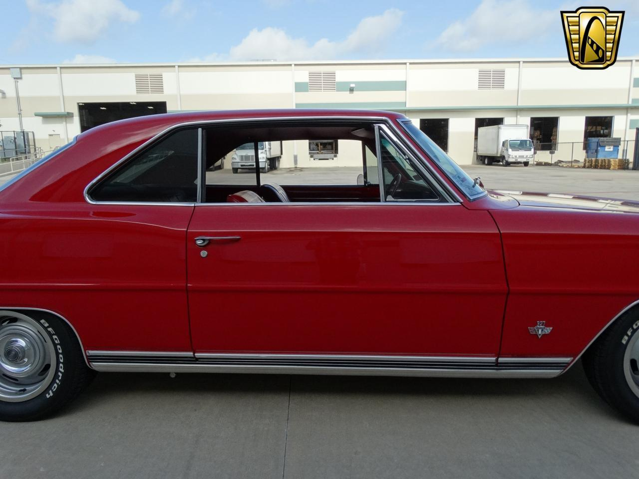 Large Picture of '66 Chevrolet Nova located in Houston Texas Offered by Gateway Classic Cars - Houston - KEGQ