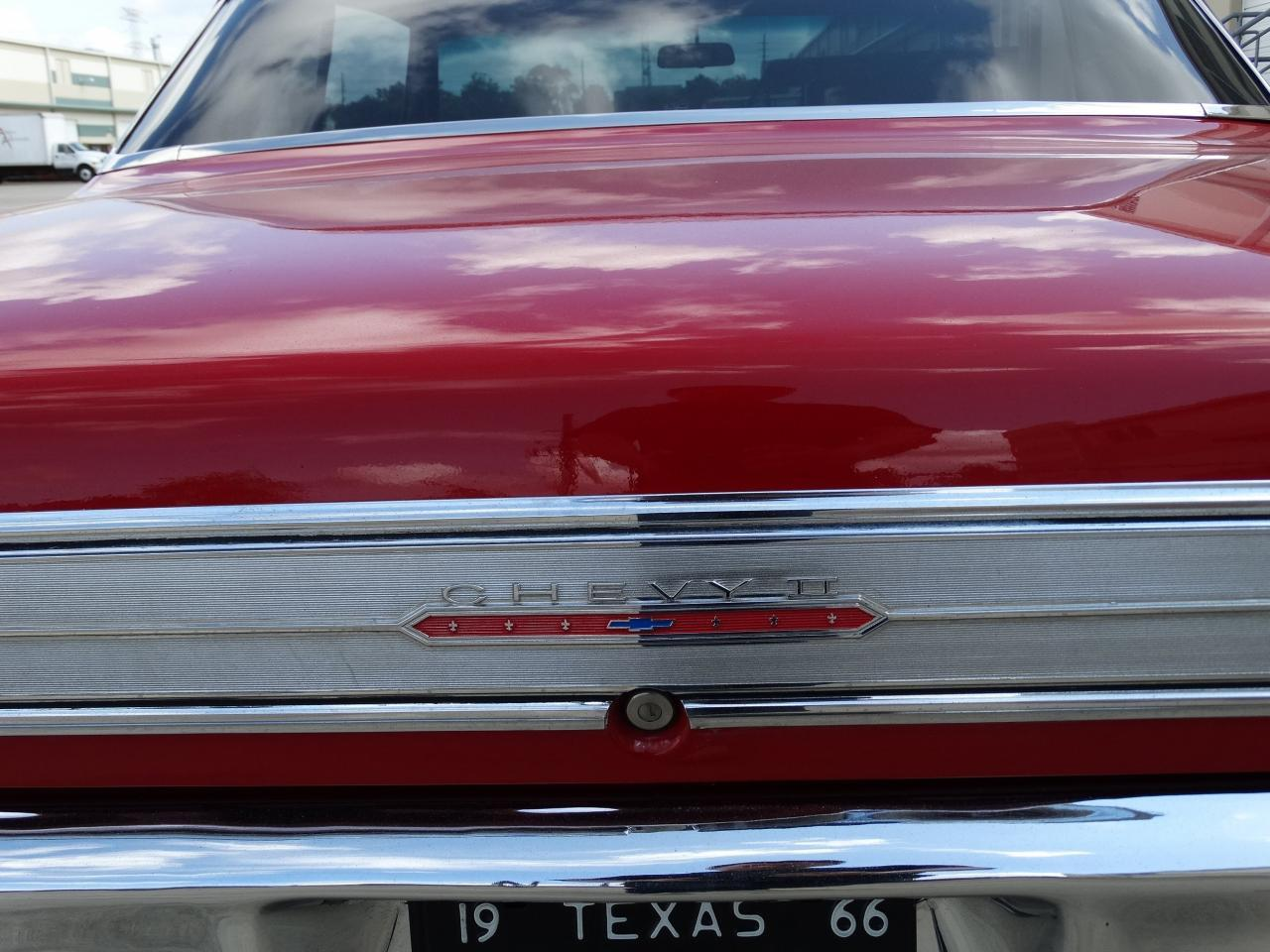 Large Picture of '66 Nova located in Texas Offered by Gateway Classic Cars - Houston - KEGQ