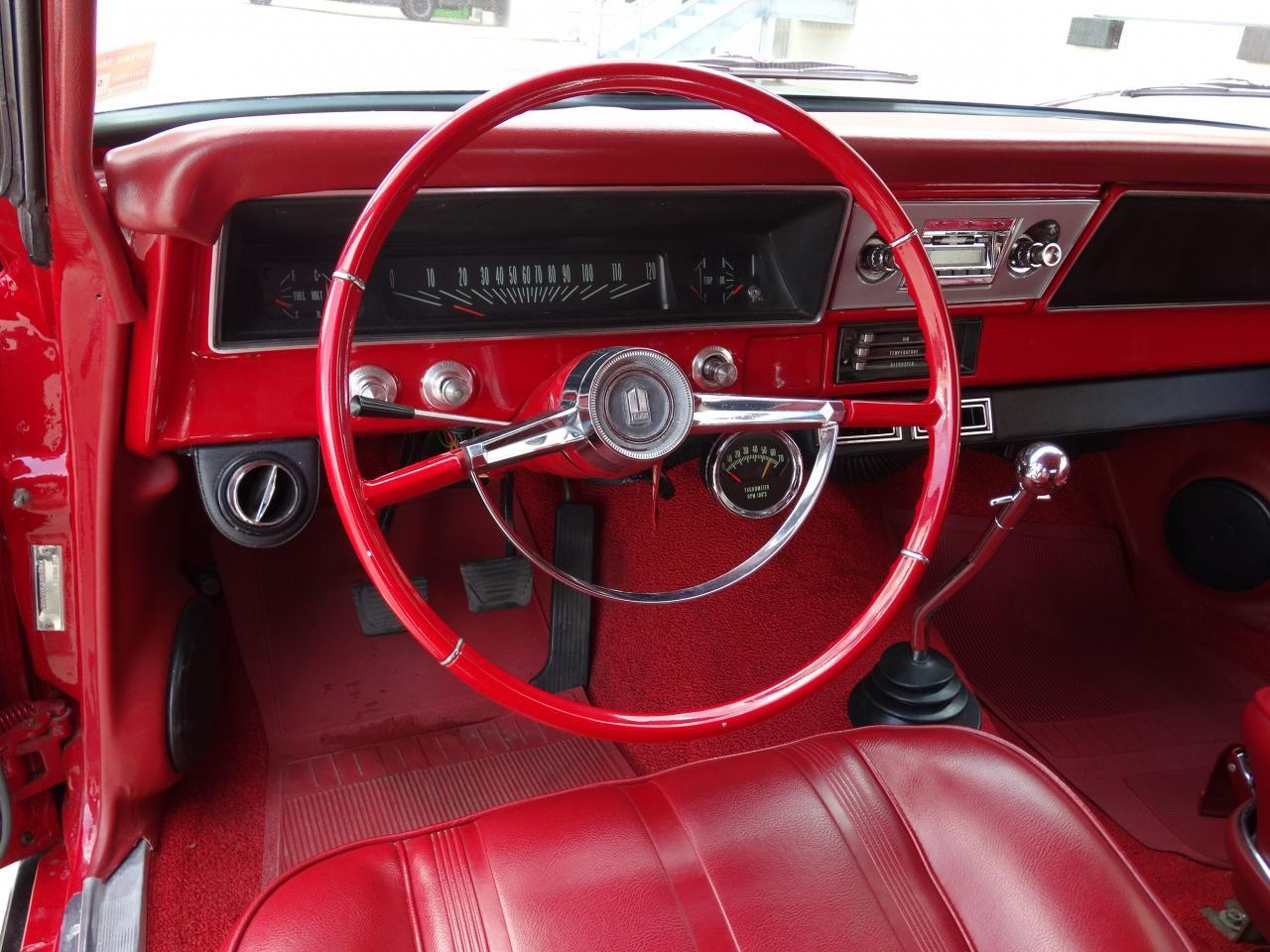 Large Picture of Classic '66 Nova located in Texas Offered by Gateway Classic Cars - Houston - KEGQ