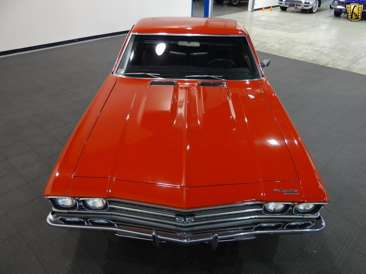 Large Picture of '69 El Camino - KEHB