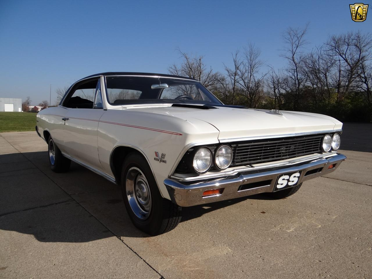 Large Picture of Classic '66 Chevelle located in Indianapolis Indiana - KEHO