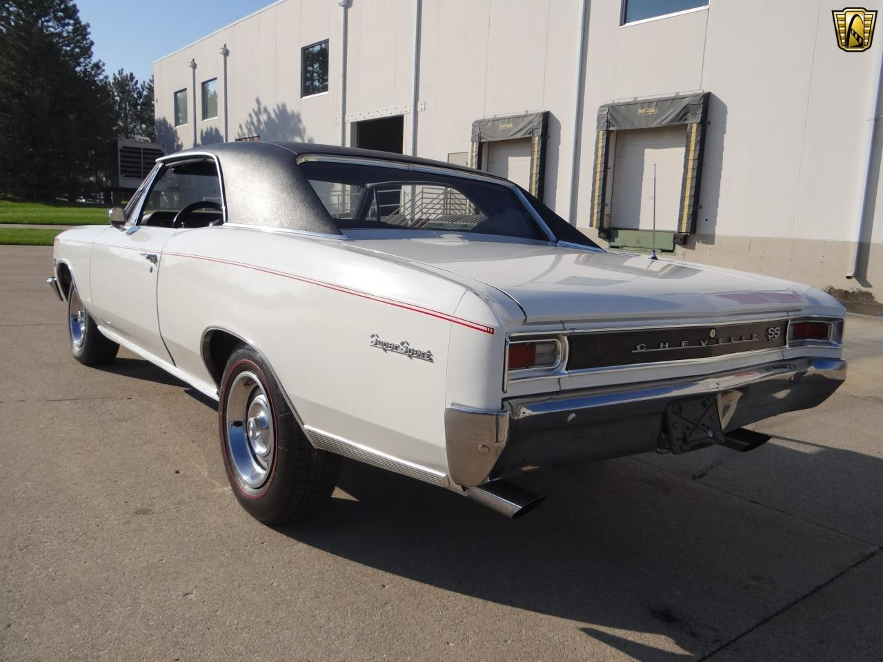 Large Picture of Classic '66 Chevelle Offered by Gateway Classic Cars - Indianapolis - KEHO