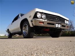 Picture of 1966 Chevrolet Chevelle located in Indiana - $28,595.00 Offered by Gateway Classic Cars - Indianapolis - KEHO