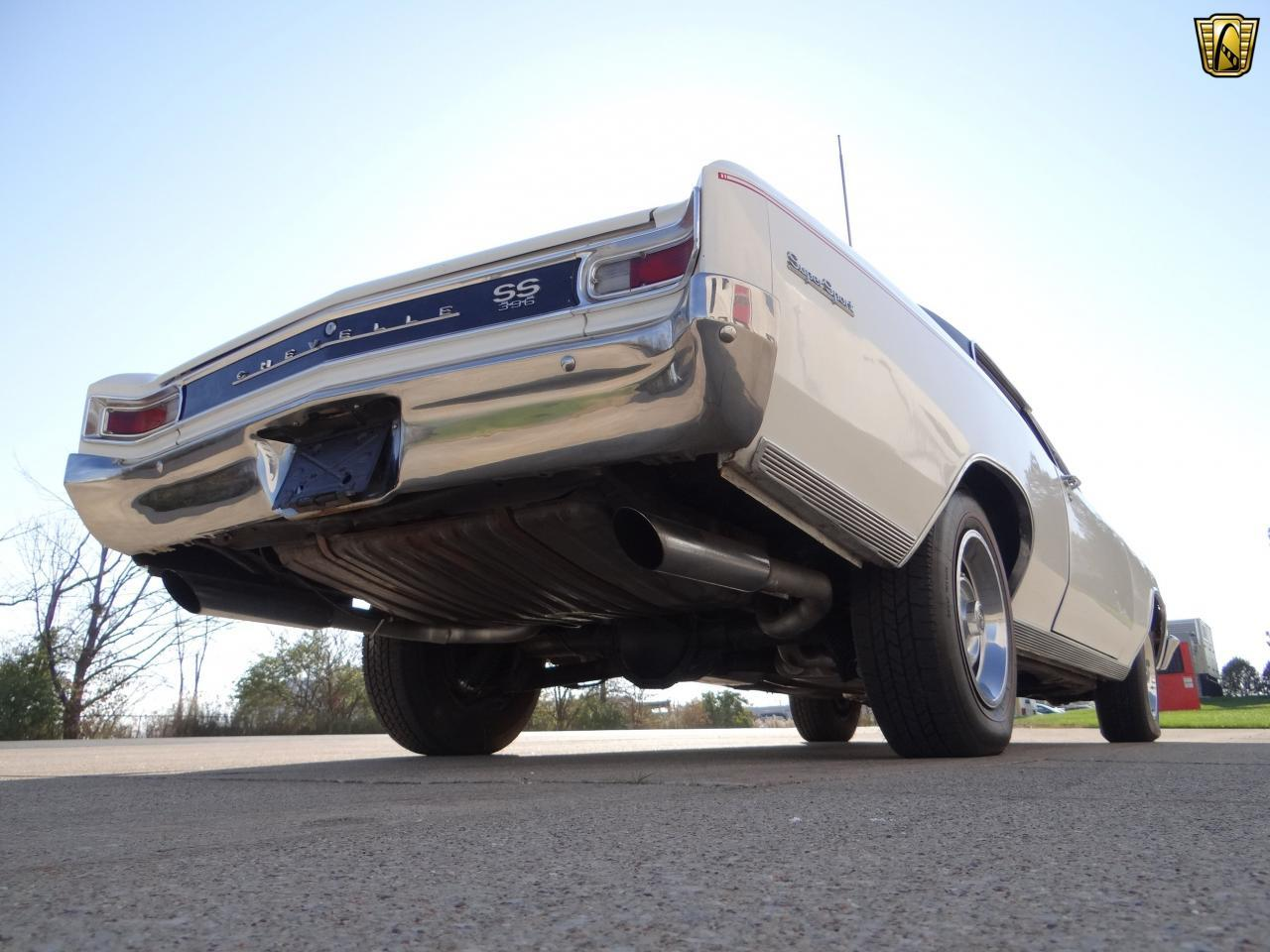 Large Picture of 1966 Chevrolet Chevelle Offered by Gateway Classic Cars - Indianapolis - KEHO