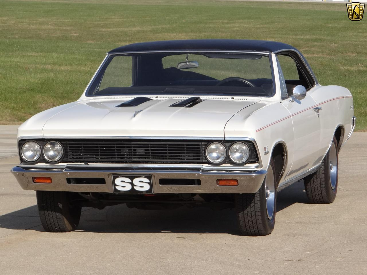 Large Picture of Classic '66 Chevrolet Chevelle located in Indianapolis Indiana Offered by Gateway Classic Cars - Indianapolis - KEHO