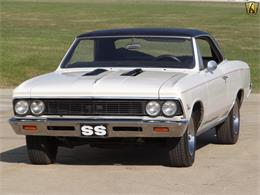 Picture of '66 Chevrolet Chevelle - $28,595.00 Offered by Gateway Classic Cars - Indianapolis - KEHO