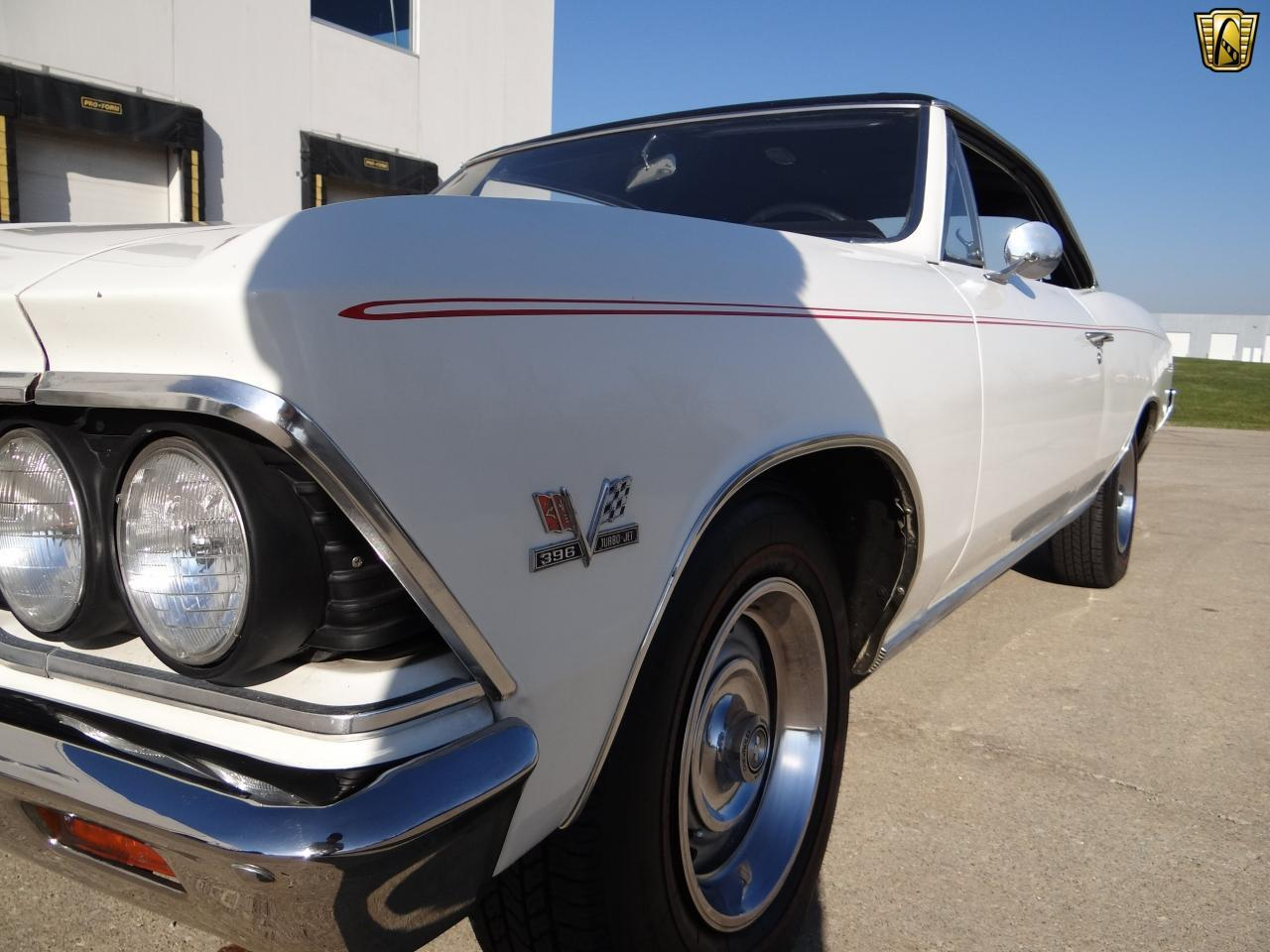 Large Picture of 1966 Chevelle Offered by Gateway Classic Cars - Indianapolis - KEHO