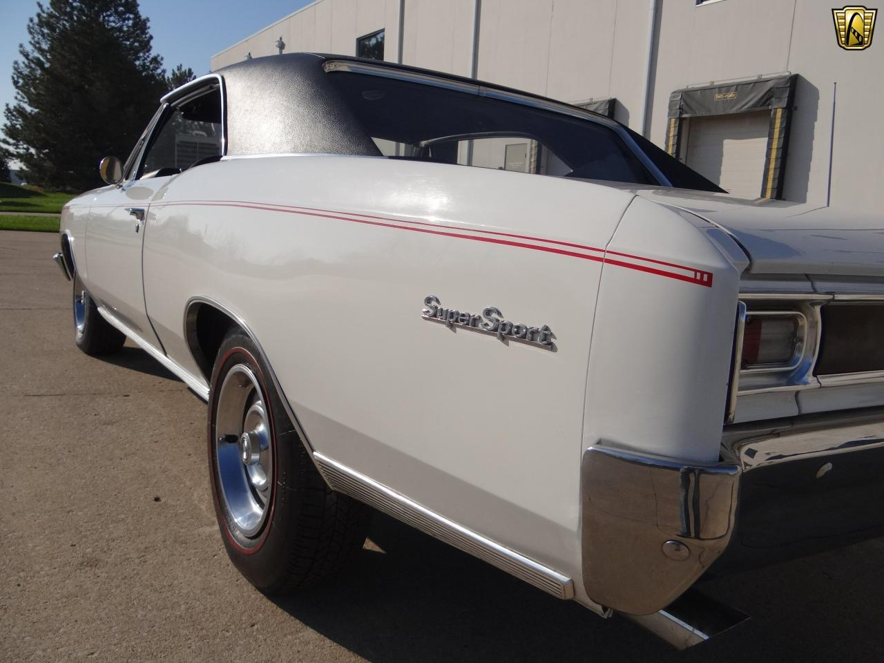 Large Picture of Classic '66 Chevrolet Chevelle Offered by Gateway Classic Cars - Indianapolis - KEHO