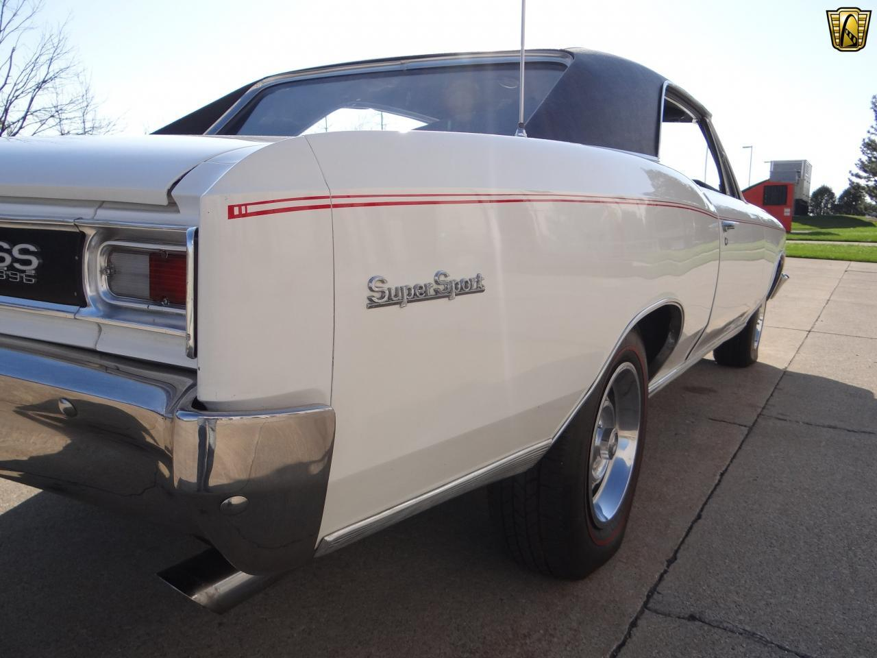 Large Picture of 1966 Chevelle - $28,595.00 Offered by Gateway Classic Cars - Indianapolis - KEHO