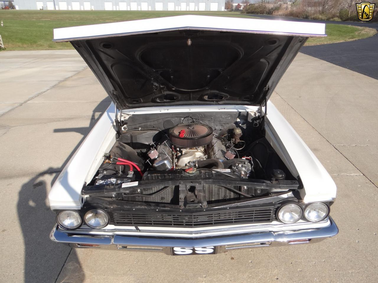 Large Picture of '66 Chevelle Offered by Gateway Classic Cars - Indianapolis - KEHO