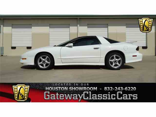 Picture of '96 Pontiac Firebird Trans Am located in Houston Texas - $17,595.00 - KEI4