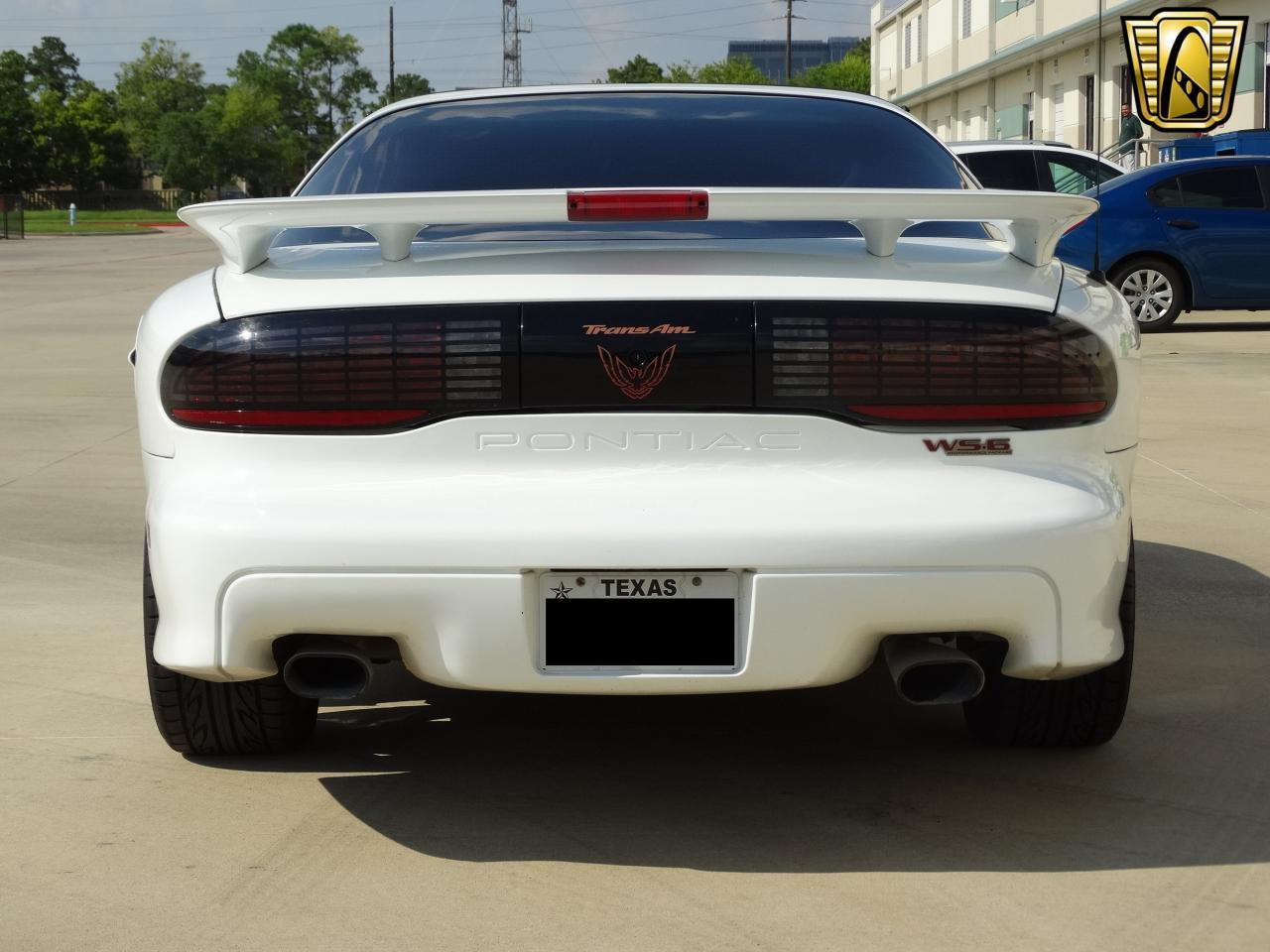 Large Picture of '96 Pontiac Firebird Trans Am - $16,995.00 Offered by Gateway Classic Cars - Houston - KEI4