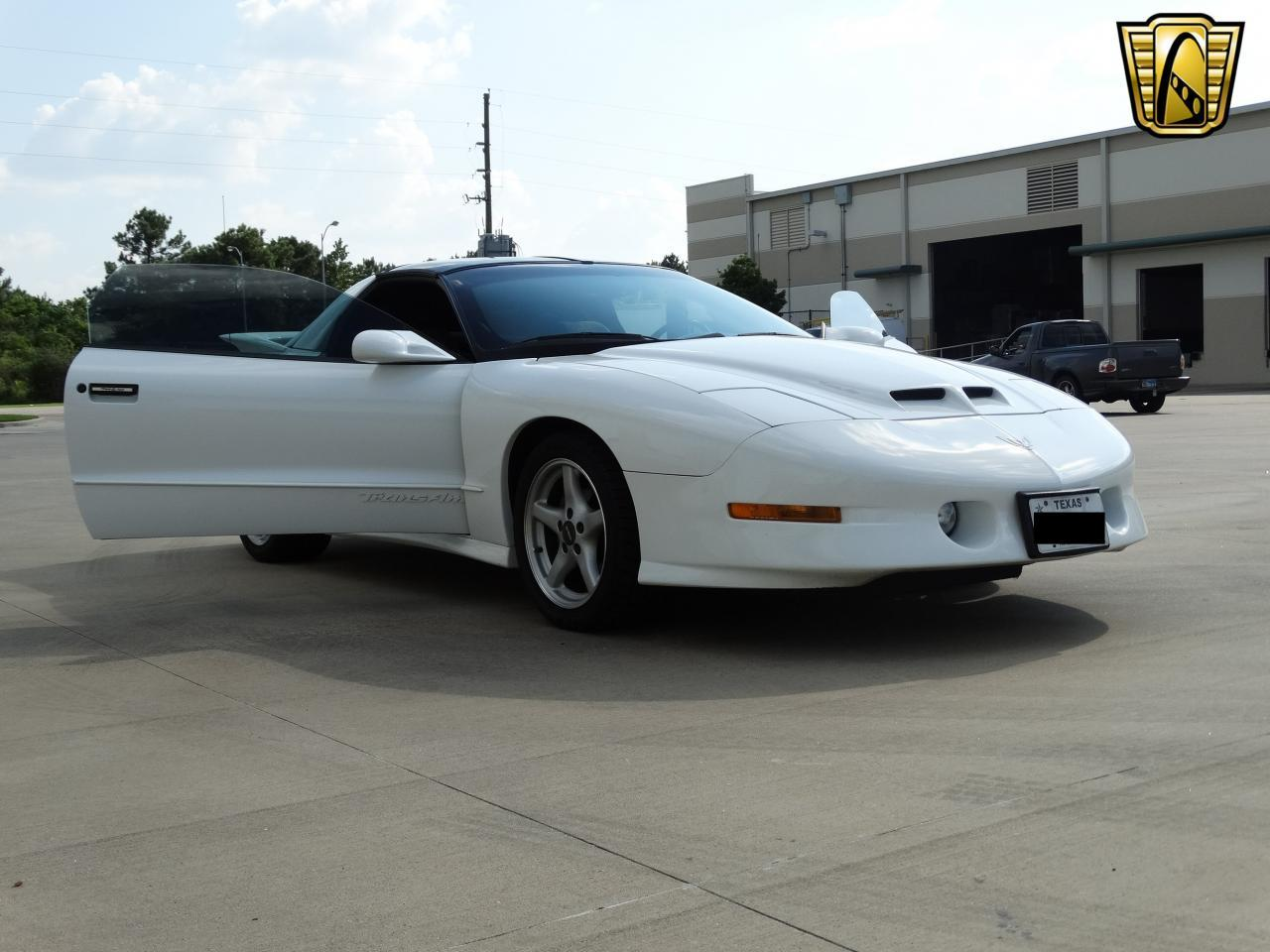 Large Picture of 1996 Pontiac Firebird Trans Am Offered by Gateway Classic Cars - Houston - KEI4