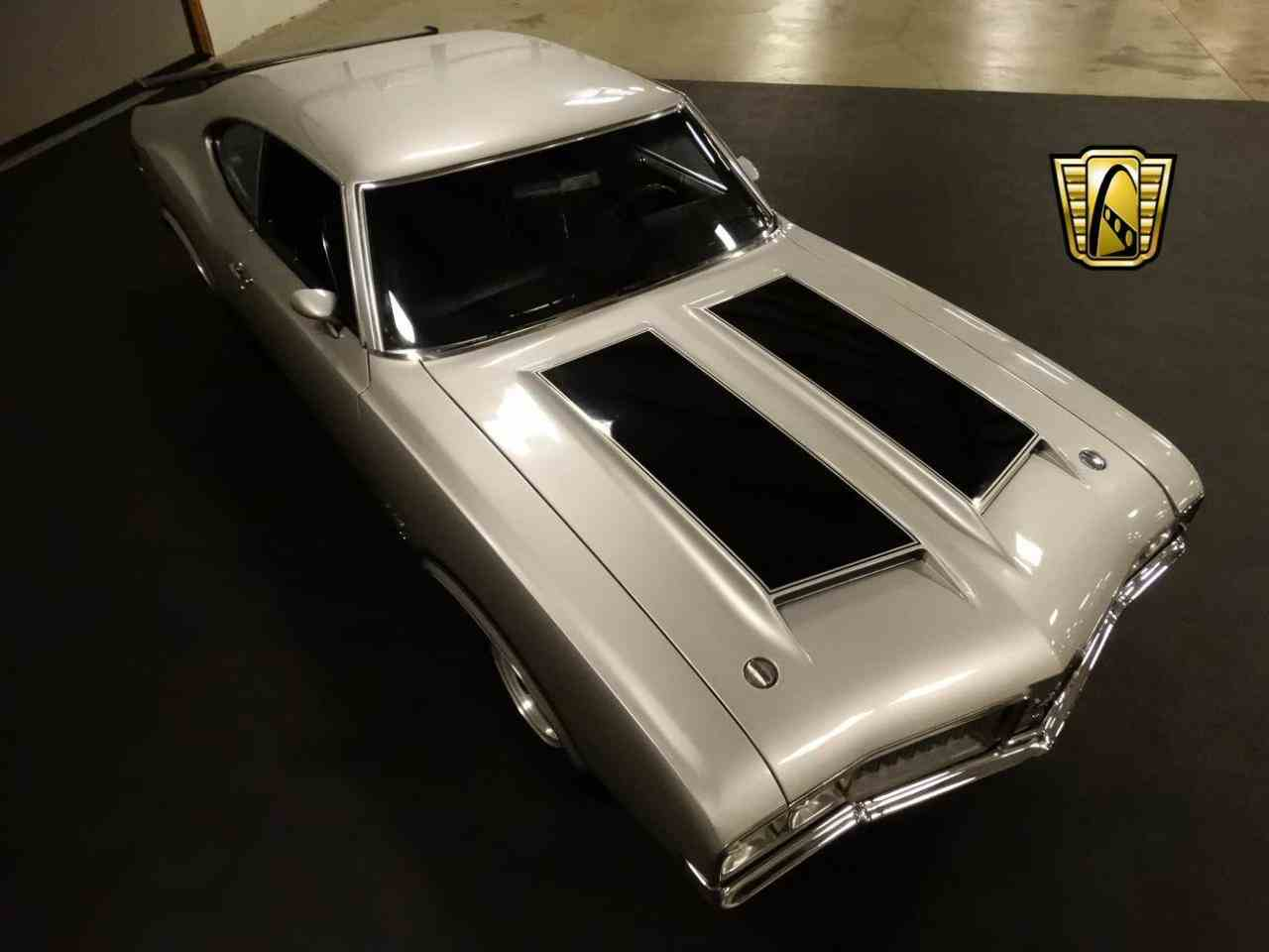 Large Picture of '70 Cutlass - KEIV