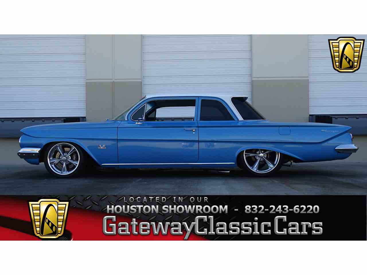 Large Picture of '61 Biscayne - KEJV