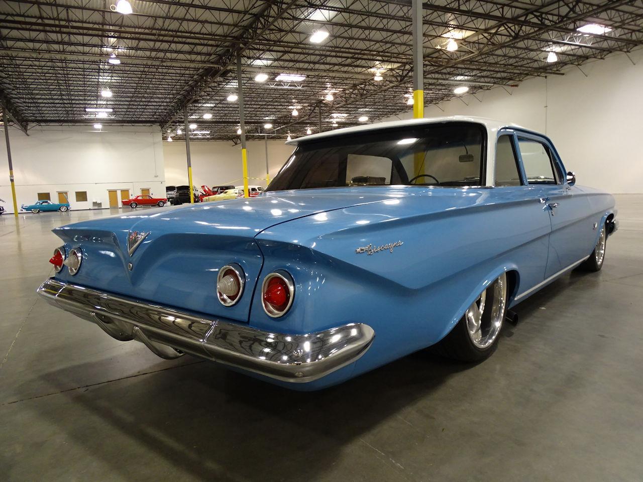 Large Picture of '61 Biscayne - KEJV