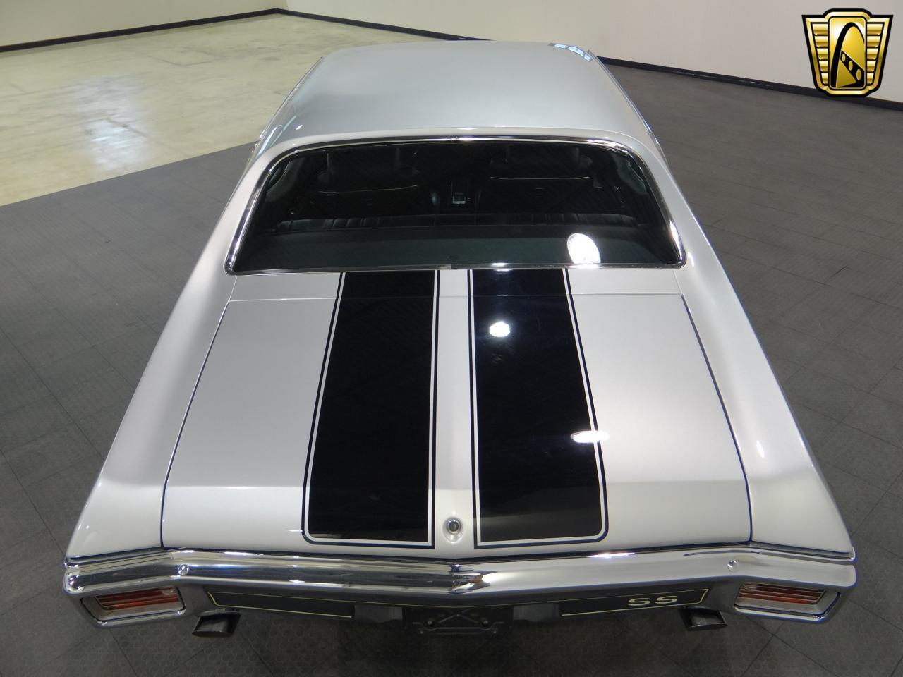 Large Picture of '70 Chevelle - KEL0