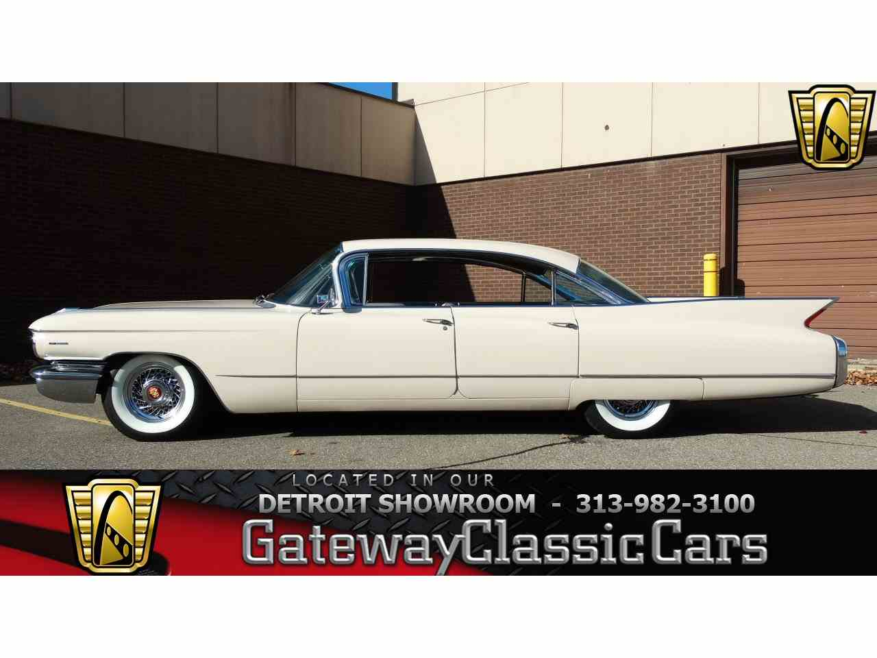 1960 Cadillac Series 62 for Sale | ClassicCars.com | CC-952055