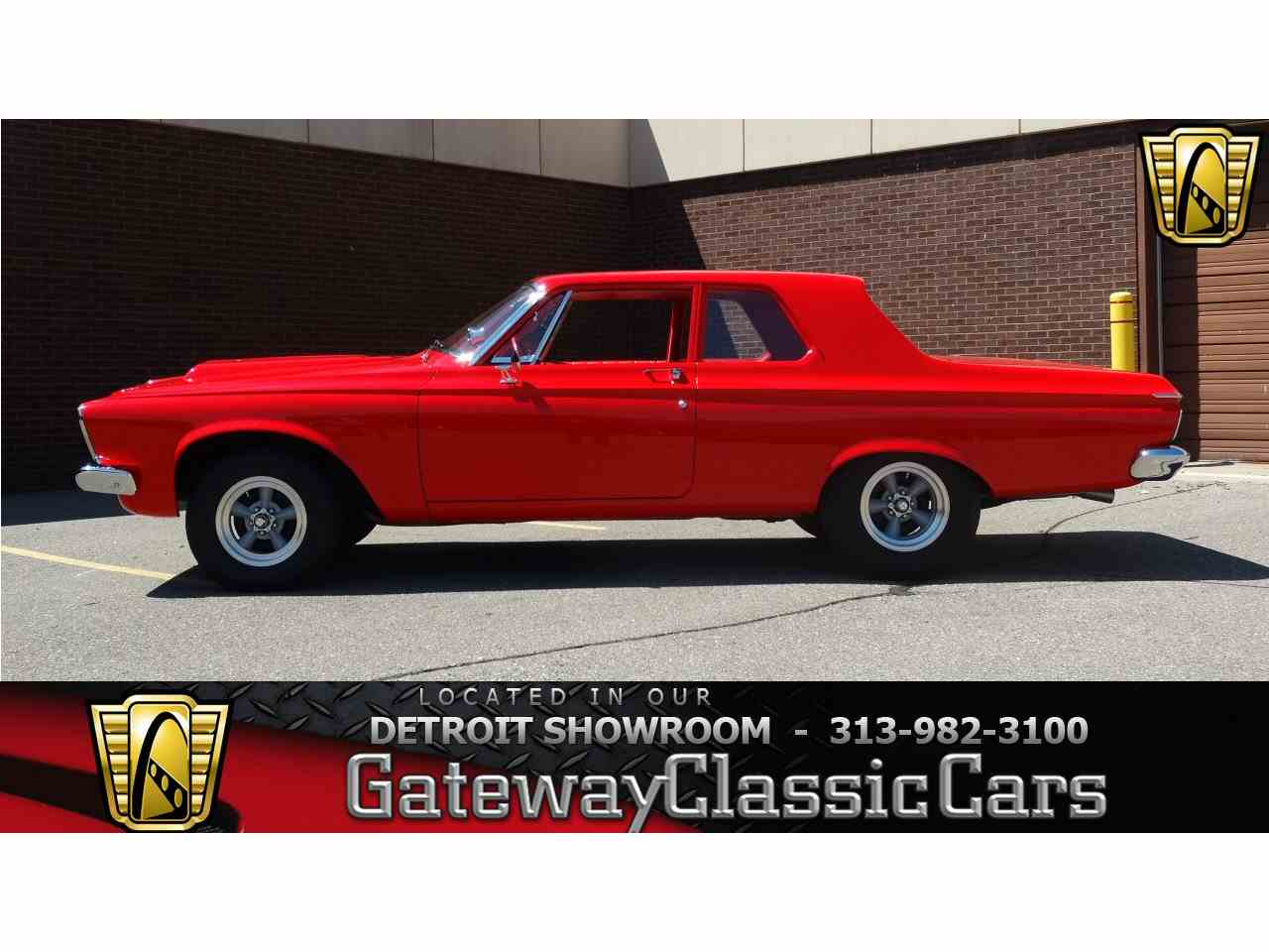1963 Plymouth Savoy for Sale   ClassicCars.com   CC-952114