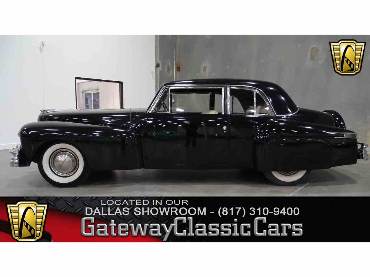 Large Picture of 1948 Continental located in DFW Airport Texas Offered by Gateway Classic Cars - Dallas - KEOE