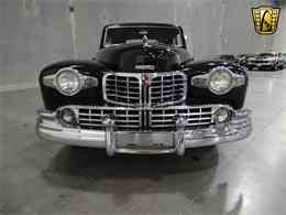 Picture of Classic '48 Lincoln Continental located in DFW Airport Texas - KEOE