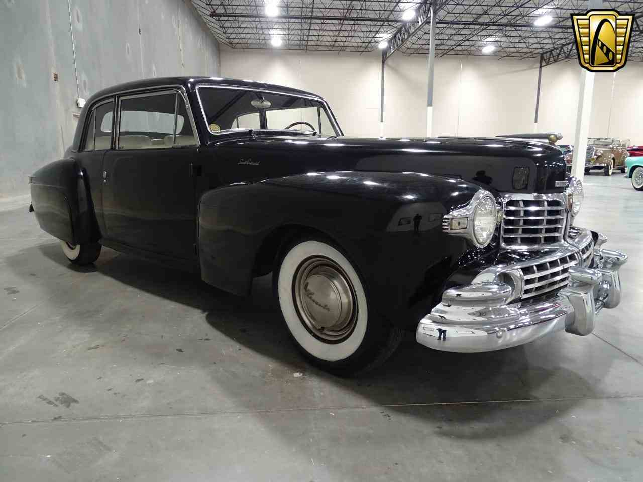 Large Picture of Classic '48 Lincoln Continental - $18,000.00 - KEOE