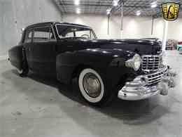 Picture of Classic '48 Lincoln Continental located in DFW Airport Texas Offered by Gateway Classic Cars - Dallas - KEOE