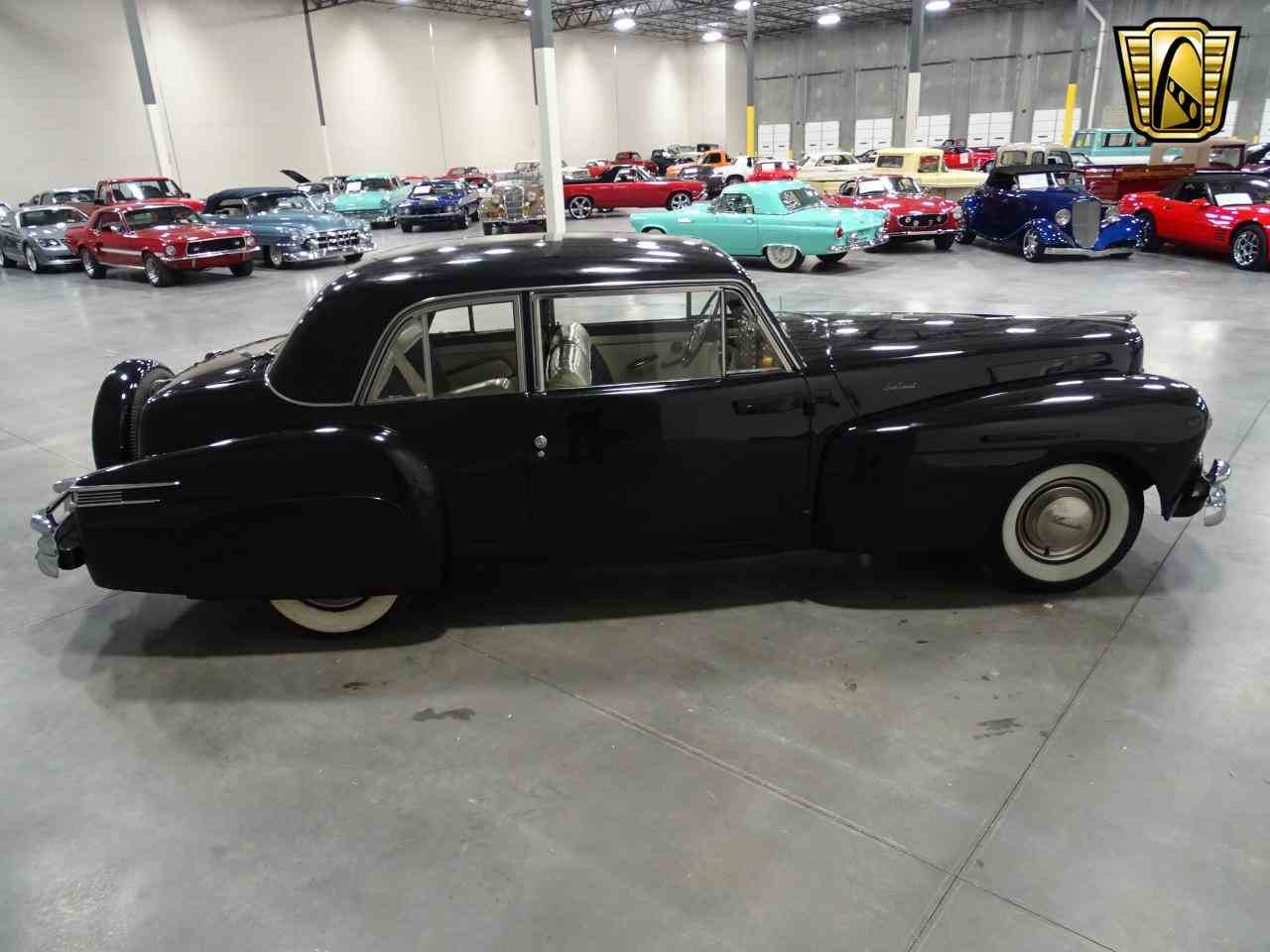 Large Picture of '48 Lincoln Continental located in Texas Offered by Gateway Classic Cars - Dallas - KEOE