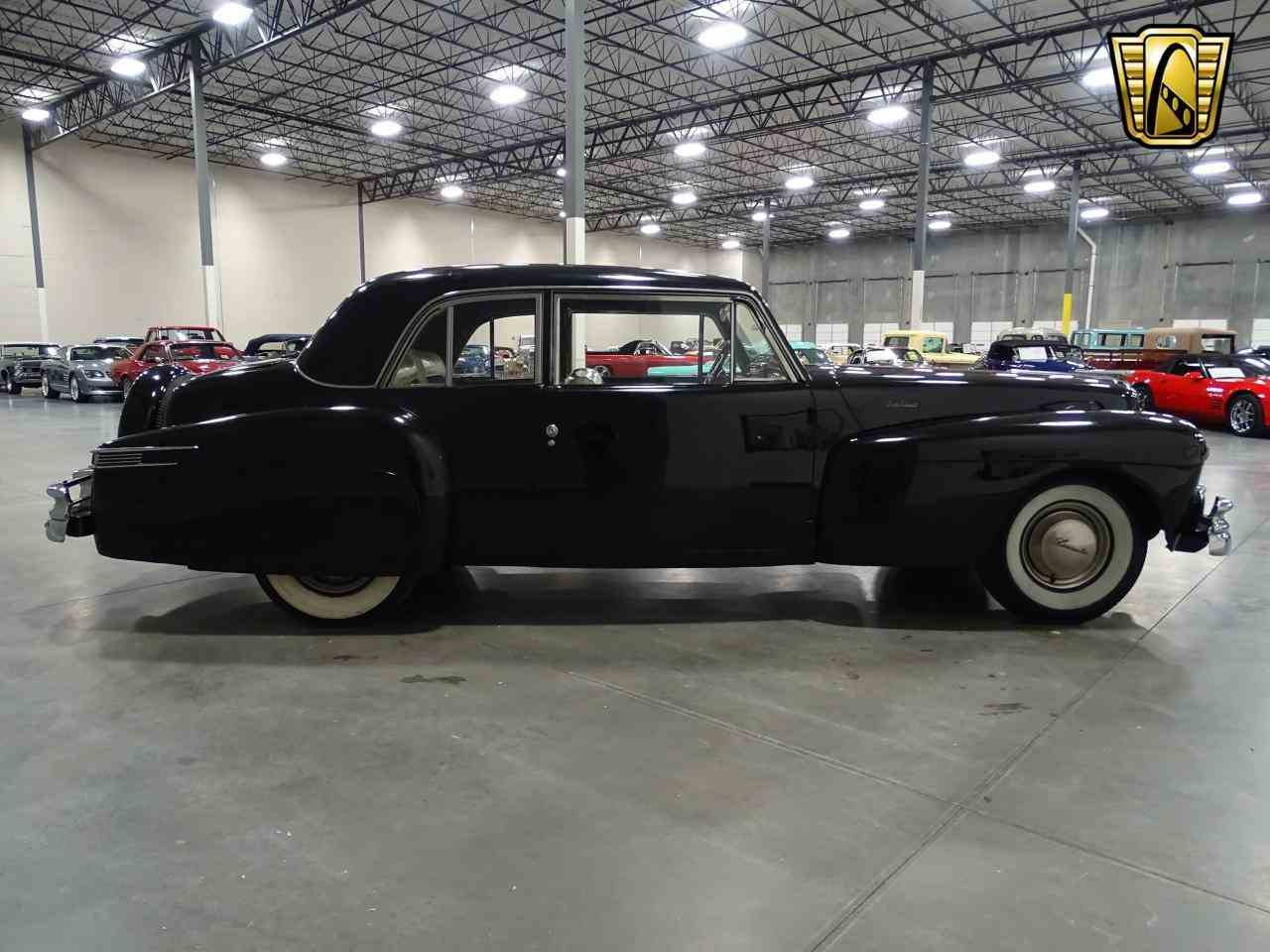 Large Picture of 1948 Lincoln Continental located in DFW Airport Texas Offered by Gateway Classic Cars - Dallas - KEOE
