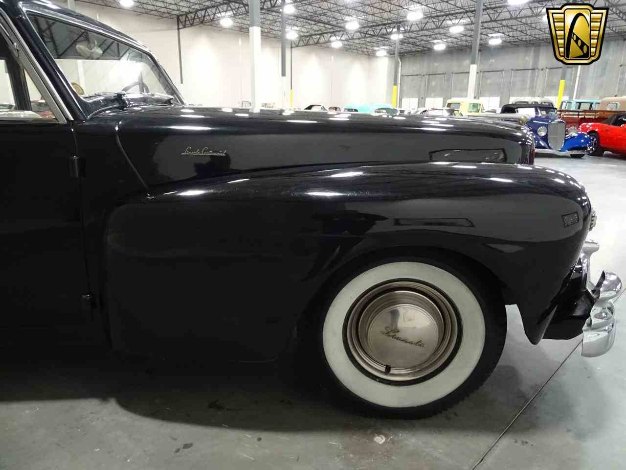 Large Picture of Classic '48 Continental - $18,000.00 Offered by Gateway Classic Cars - Dallas - KEOE