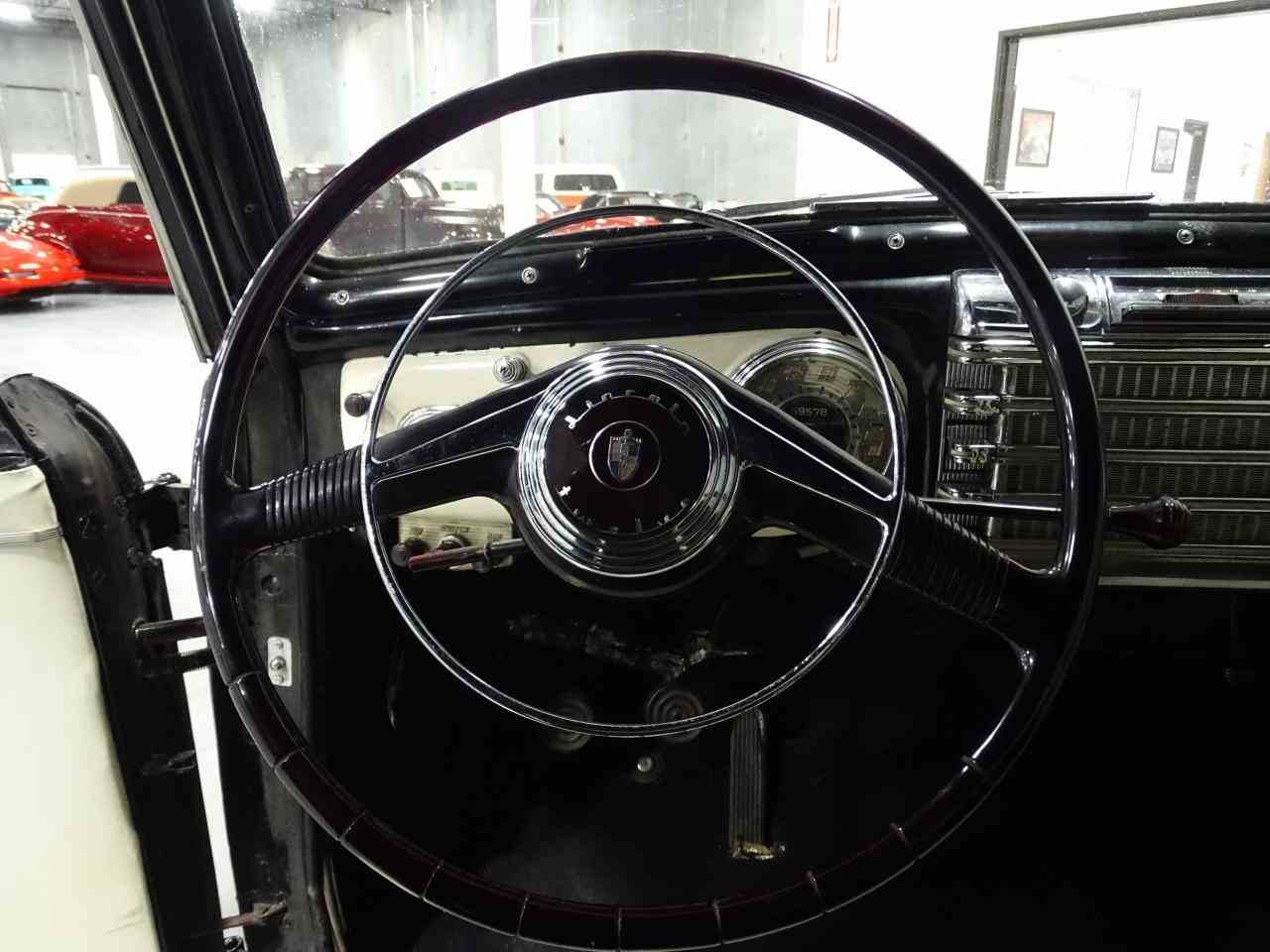 Large Picture of 1948 Lincoln Continental - $18,000.00 Offered by Gateway Classic Cars - Dallas - KEOE